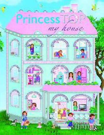 Princess TOP My house - Blue - Ekönyv - Napraforgó Kiadó