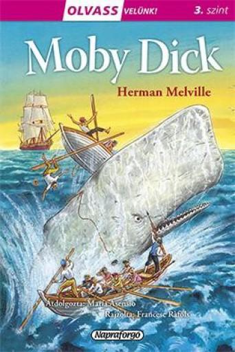 Moby Dick - Olvass velünk! (3) - Ebook - Napraforgó Kiadó