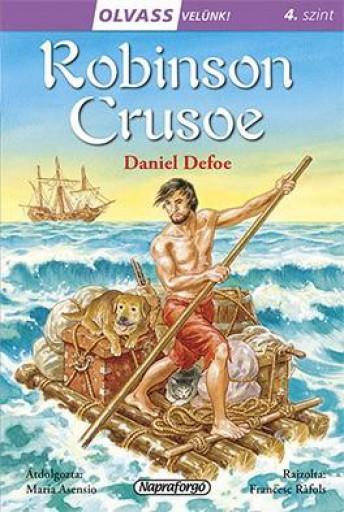 Robinson Crusoe - Olvass velünk! (4) - Ebook - Napraforgó Kiadó
