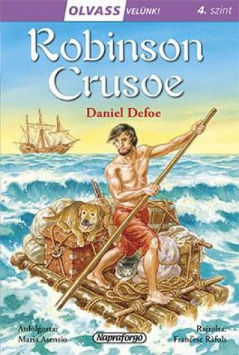 Robinson Crusoe - Olvass velünk! (4)
