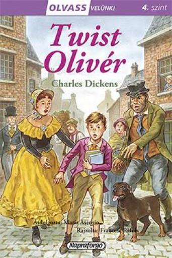 Twist Oliver - Olvass velünk! (4) - Ebook - Napraforgó Kiadó