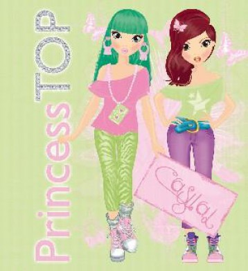Princess TOP - Casual (Green) - Ekönyv - Napraforgó Kiadó