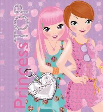 Princess TOP - Glamour (Purple) - Ekönyv - Napraforgó Kiadó