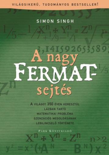 A nagy Fermat-sejtés - Ekönyv - Simon Singh
