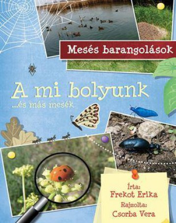 A MI BOLYUNK... ÉS MÁS MESÉK - MESÉS BARANGOLÁSOK 1. - Ekönyv - FREKOT ERIKA