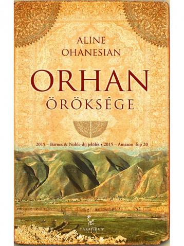 Orhan öröksége - Ekönyv - Aline Ohanesian