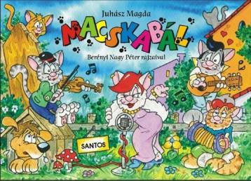 MACSKABÁL- LEPORELLÓ - Ekönyv - JUHÁSZ MAGDA