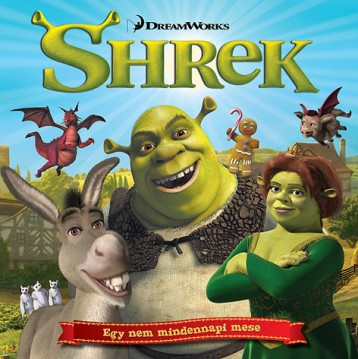 Shrek - mesekönyv - Ekönyv - NAPRAFORGÓ KÖNYVKIADÓ