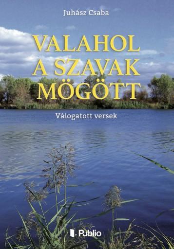 VALAHOL A SZAVAK MÖGÖTT - Ekönyv - Juhász Csaba