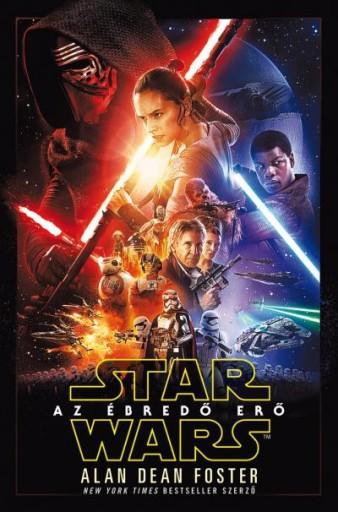Star Wars: Az ébredő Erő (puhafedeles) - Ekönyv - Alan Dean Foster