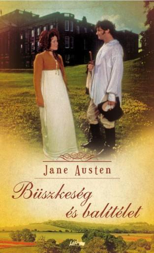 BÜSZKESÉG ÉS BALÍTÉLET - FILMES BORÍTÓ - Ekönyv - AUSTEN, JANE