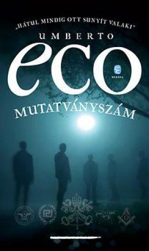 MUTATVÁNYSZÁM - Ekönyv - ECO, UMBERTO