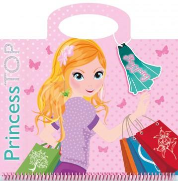 Princess TOP - Shopping (pink) - Ekönyv - NAPRAFORGÓ KÖNYVKIADÓ