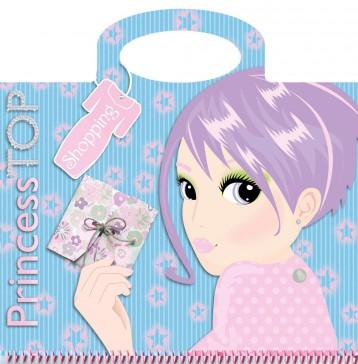 Princess TOP - Shopping (blue) - Ekönyv - NAPRAFORGÓ KÖNYVKIADÓ