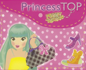 Princess TOP - Funny Things - Ekönyv - NAPRAFORGÓ KÖNYVKIADÓ
