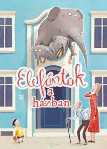 ELEFÁNTOK A HÁZBAN - Ekönyv - SCHNEIDER, HENN