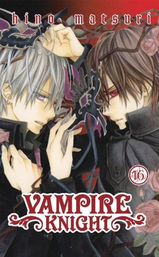 VAMPIRE KNIGHT 16. - Ekönyv - HINO MATSURI