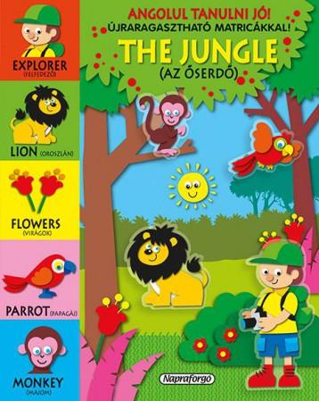 Angolul tanulni jó! - The jungle - Ekönyv - NAPRAFORGÓ KÖNYVKIADÓ