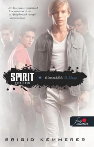 SPIRIT - SZELLEM (ELEMENTÁLOK 3.) - FŰZÖTT - Ekönyv - KEMMERER, BRIGID