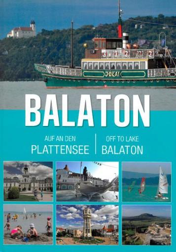 BALATON - HÁROM NYELVŰ - Ekönyv - SZALAY KÖNYVKIADÓ