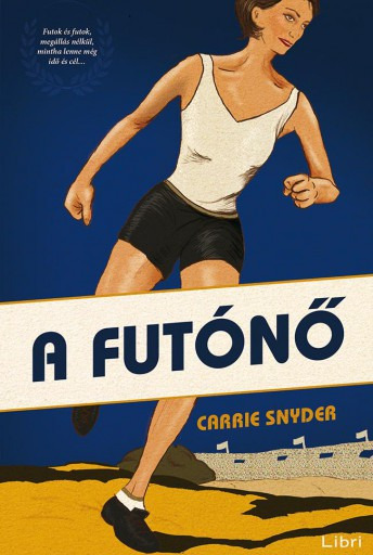 A FUTÓNŐ - Ekönyv - SNYDER, CARRIE