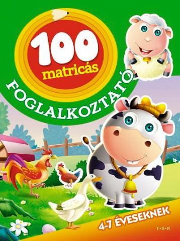 100 MATRICÁS FOGLALKOZTATÓ - A FARMON - Ekönyv - TÓTH KÖNYVKERESKEDÉS ÉS KIADÓ KFT.