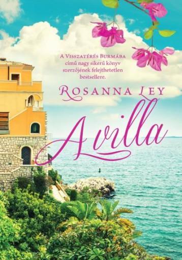 A VILLA - Ekönyv - LEY, ROSANNA