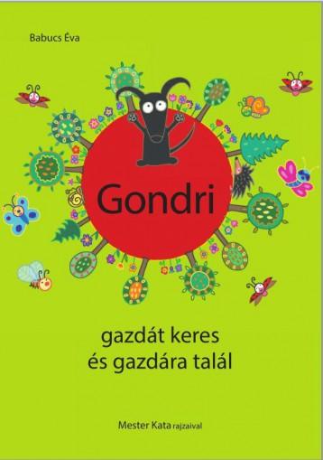 GONDRI GAZDÁT KERES ÉS GAZDÁRA TALÁL - Ekönyv - BABUCS ÉVA