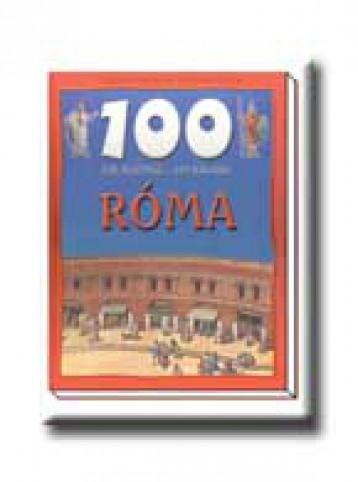 RÓMA - 100 ÁLLOMÁS-100 KALAND - - Ekönyv - GULLIVER LAP- ÉS KÖNYVKIADÓ KERESKEDELMI