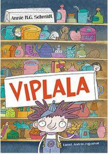 VIPLALA - Ekönyv - SCHMIDT, ANNIE M.G.