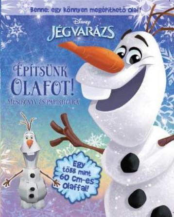 ÉPÍTSÜNK OLAFOT! - JÉGVARÁZS - Ekönyv - KOLIBRI GYEREKKÖNYVKIADÓ KFT.