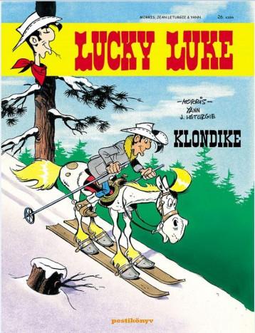 LUCKY LUKE 26. - KLONDIKE - Ekönyv - GOSCINNY - MORRIS