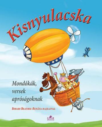 KISNYULACSKA - MONDÓKÁK, VERSEK APRÓSÁGOKNAK - Ekönyv - NAGY ÉVA