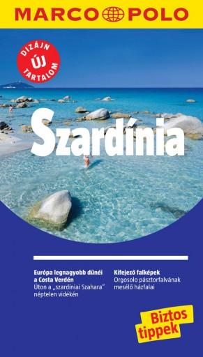 SZARDÍNIA - MARCO POLO - ÚJ DIZÁJN, ÚJ TARTALOM - Ekönyv - CORVINA KIADÓ