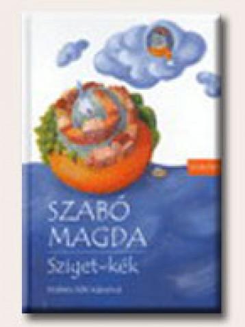 SZIGET-KÉK - Ekönyv - SZABÓ MAGDA