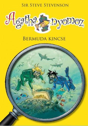 AGATHA NYOMOZ 6. - BERMUDA KINCSE - Ekönyv - STEVENSON, SIR STEVE