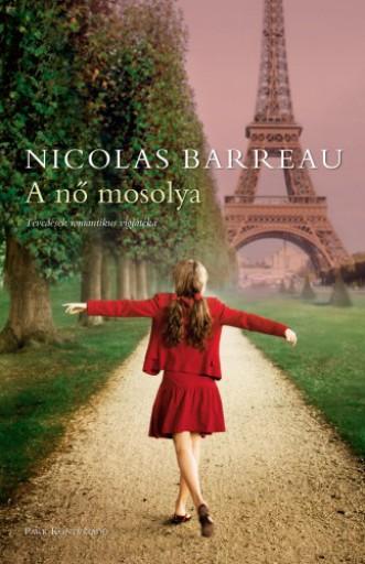 A nő mosolya - Ekönyv - Nicolas Barreau