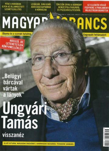MAGYAR NARANCS FOLYÓIRAT - XXVIII. ÉVF. 23. SZÁM. 2016. JÚNIUS 09. - Ekönyv - MAGYARNARANCS.HU LAPKIADÓ KFT