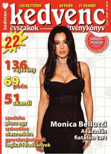 KEDVENC ÉVSZAKOK REJTVÉNYKÖNYV 22. - Ekönyv - CSOSCH BT.