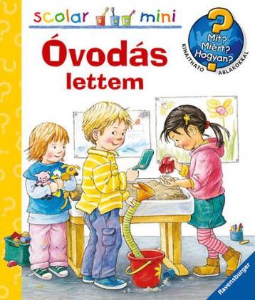 ÓVODÁS LETTEM - SCOLAR MINI 30. - Ebook - RÜBEL, DORIS