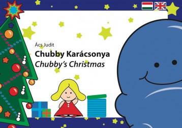 CHUBBY KARÁCSONYA (MAGYAR-ANGOL) - Ekönyv - ÁCS JUDIT
