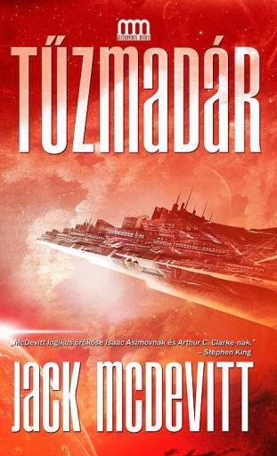 TŰZMADÁR - Ekönyv - MCDEVITT, JACK