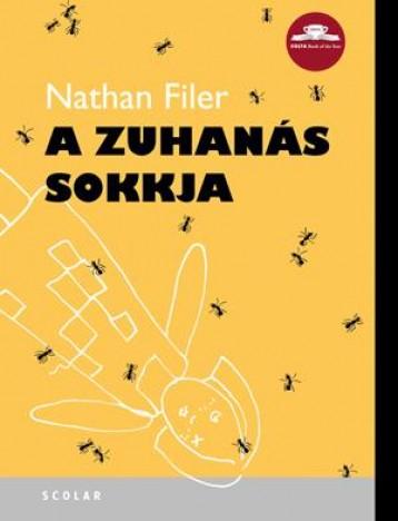 A ZUHANÁS SOKKJA - Ekönyv - FILER, NATHAN