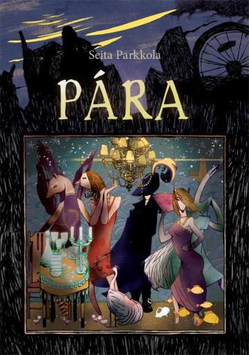Pára - Ekönyv - SEITA PARKKOLA