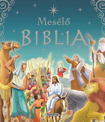 Mesélő Biblia - Ekönyv - NAPRAFORGÓ KÖNYVKIADÓ