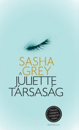 A JULIETTE TÁRSASÁG - Ekönyv - GREY, SASHA