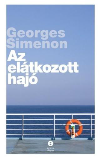 AZ ELÁTKOZOTT HAJÓ - Ekönyv - SIMENON, GEORGES
