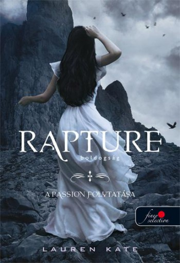 RAPTURE - BOLDOGSÁG - KÖTÖTT - Ekönyv - KATE, LAUREN