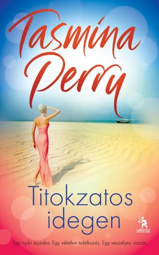 TITOKZATOS IDEGEN - Ekönyv - PERRY, TASMINA