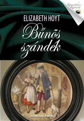 BŰNÖS SZÁNDÉK - - Ekönyv - HOYT, ELISABETH